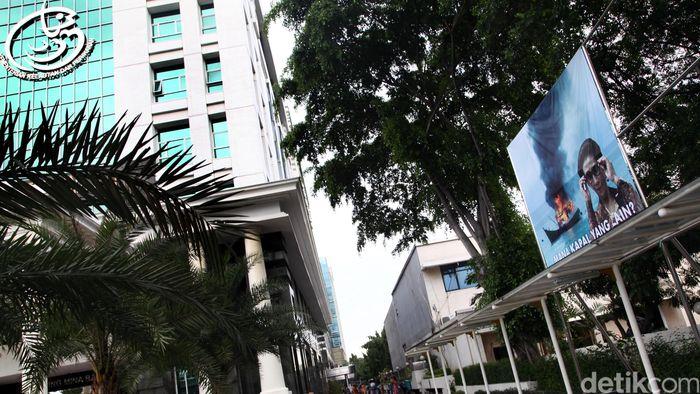 Gedung Kementerian Kelautan dan Perikanan/Foto: Hasan Alhabshy
