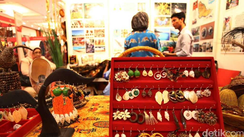 Fokus Jokowi Bangun SDM Disambut Industri Kreatif