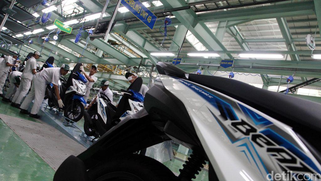 Seberapa Besar Pengaruh Tahun Politik ke Penjualan Motor?