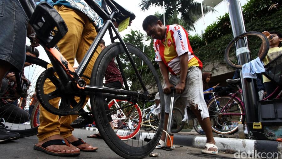 Perawatan Sepeda