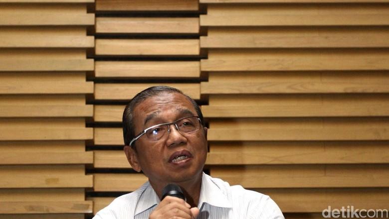 Busyro: Saya Kritik Oknum DPR Hedonis Tahun 2011, Kok Masih Dendam?