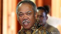 Menteri PU: Sodetan Ciliwung Baru Bisa Berfungsi Tahun Depan