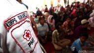 Intip Relawan PMI Dilatih Tanggap Darurat Bencana