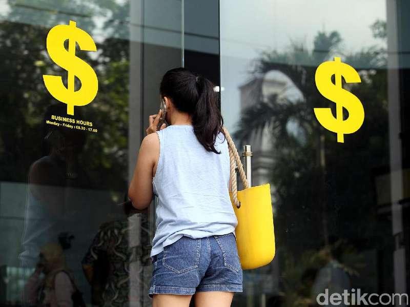 Dolar AS Sudah Rp 14.200, Masih Bisa Santai?