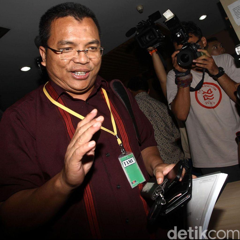 Denny Indrayana Soal Dakwaan Meikarta: Kami Yakin Hakim Profesional