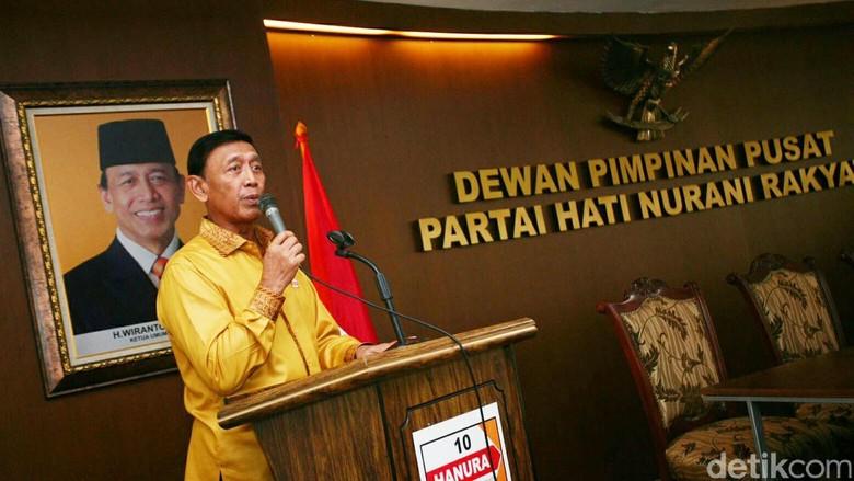 Pesan Wiranto Membahana di Munaslub Hanura Ambhara: Selamat Berjuang
