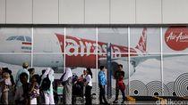 Efek Corona, AirAsia Rumahkan 873 Karyawan dan PHK 9 Karyawan Indonesia