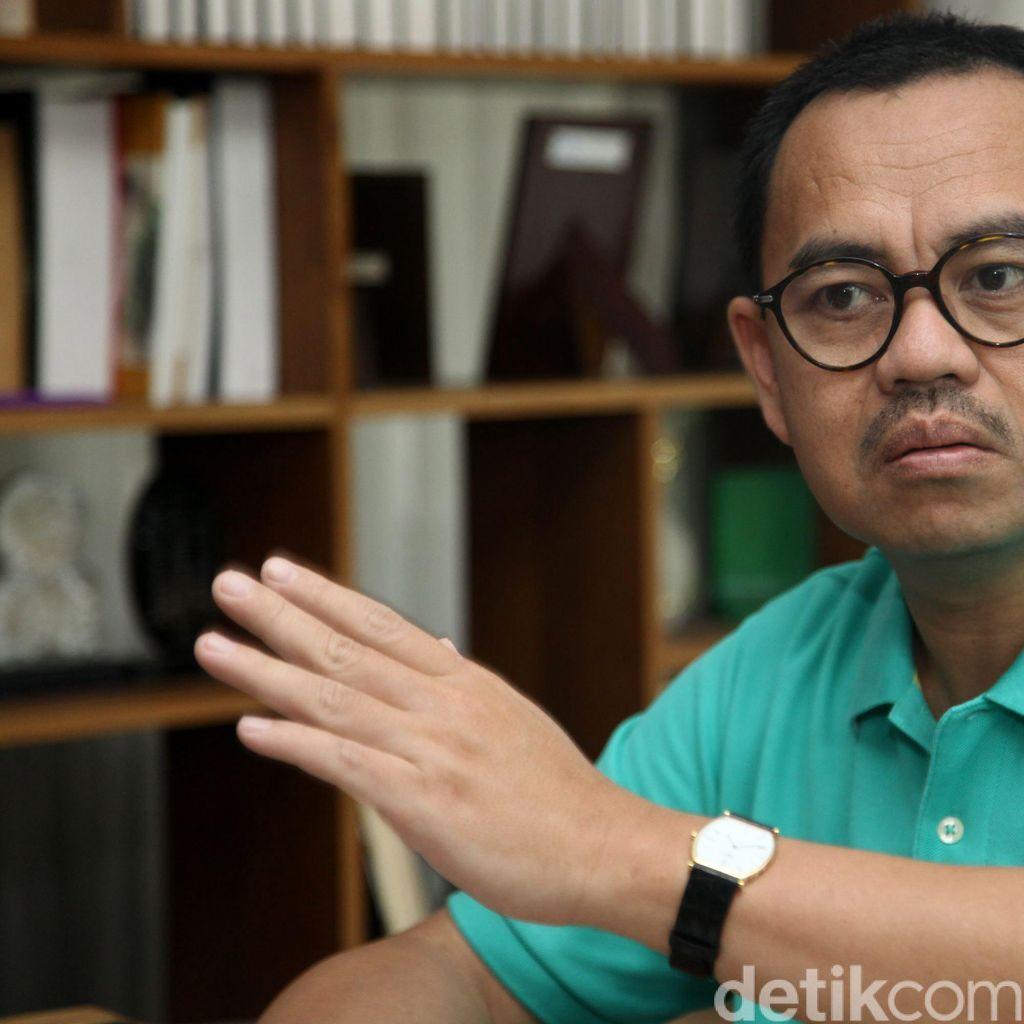 Sudirman Said Bela Ferry soal Jokowi: Tugas Lurah Dipegang Presiden