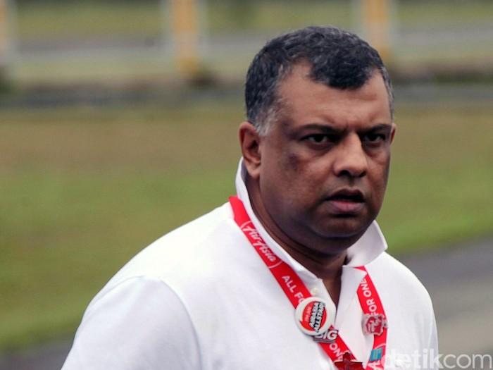 Bos Air Asia Tutup Akun Medsos (Rachman Haryanto/detikcom)