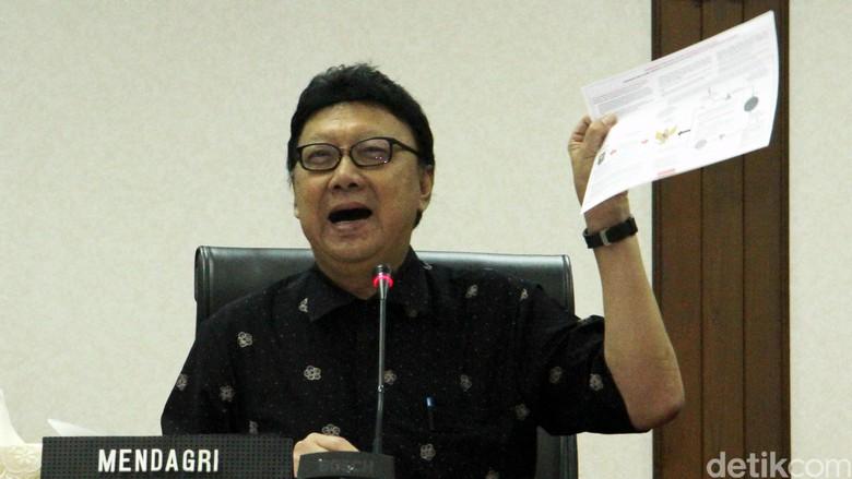 Mendagri: Gafatar Ormas Terlarang, Tidak Terdaftar di Nasional