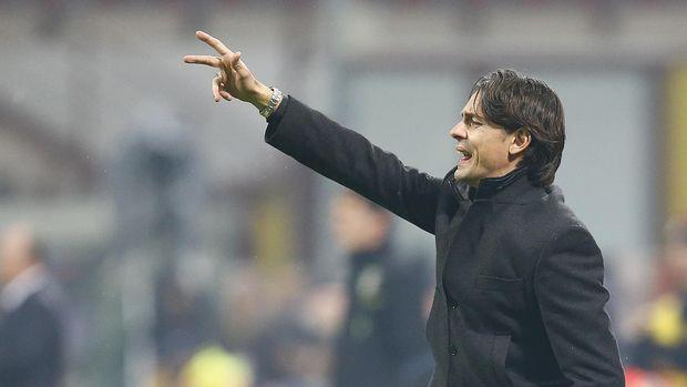 Karier pelatih Filippo Inzaghi di AC Milan tidak secemerlang sebagai pemain.