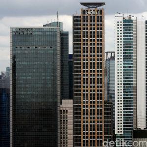 Makin Banyak Gedung Perkantoran di Jakarta yang Kosong