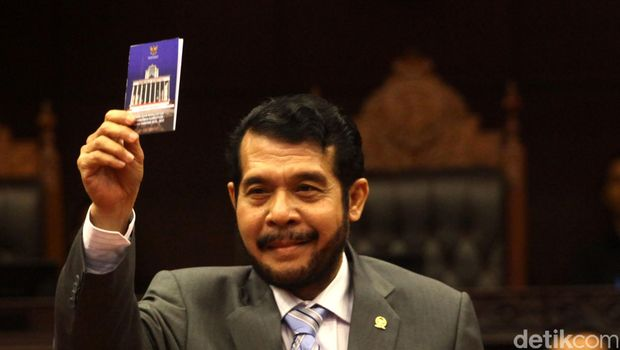 Nasib Prabowo-Sandiaga Diadili 4 Profesor Hukum dan 5 Hakim Senior