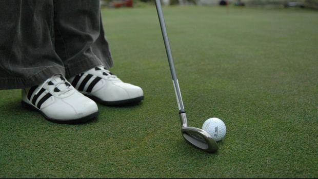Golf jadi salah satu cabor yang dipertandingkan di Inter-Allied Games.