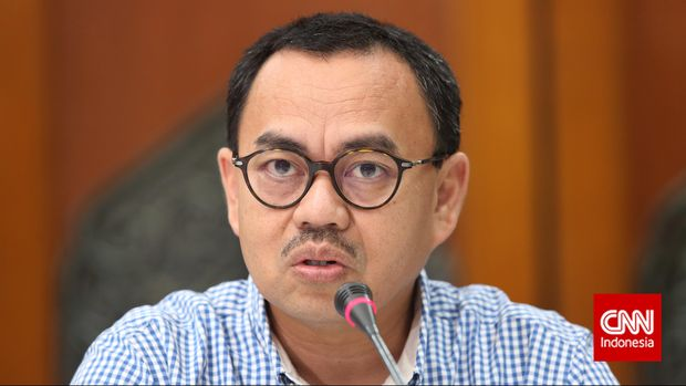 Sudirman Ungkap Pertemuan Rahasia Jokowi dan Bos Freeport