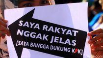 Melihat Lagi Pesta Warga Ucap Syukur Kepala Daerahnya Ditangkap KPK