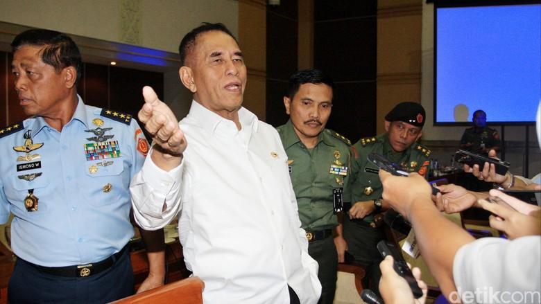Super Tucano Jatuh di Malang, Menhan: 3 Orang Meninggal