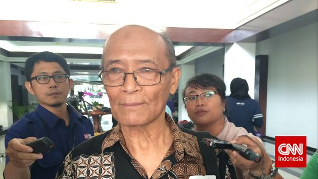Jokowi Akui Kagumi Buya Syafii di Hadapan Milenial