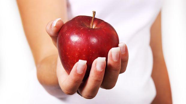 Apel bisa membantu Anda menurunkan berat badan