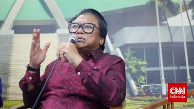 Mahfud MD Minta MK Berani Selesaikan Polemik Dualisme DPD