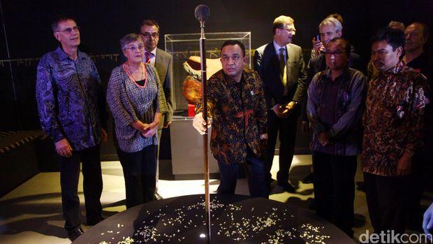 Benda Pusaka Pangeran Diponegoro yang Sudah Dikembalikan Belanda