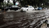 Jakarta Masuk Daftar Kota di Asia yang Diprediksi Tenggelam