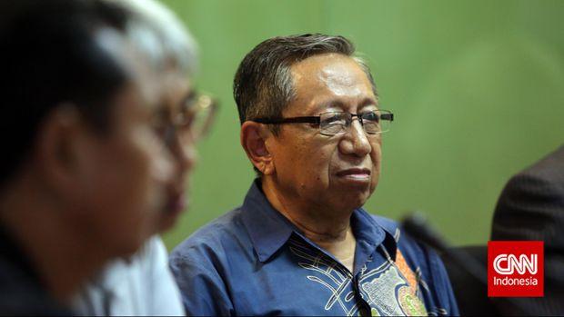 Guru Besar Kriminologi UI Bambang Widodo Umar, Jakarta, 2015.