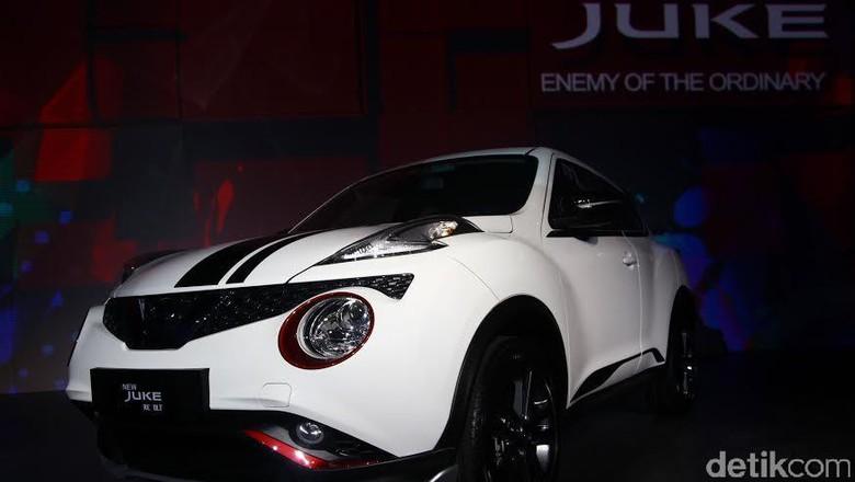 Nissan Juke Foto: Grandyos Zafna Manase Mesah