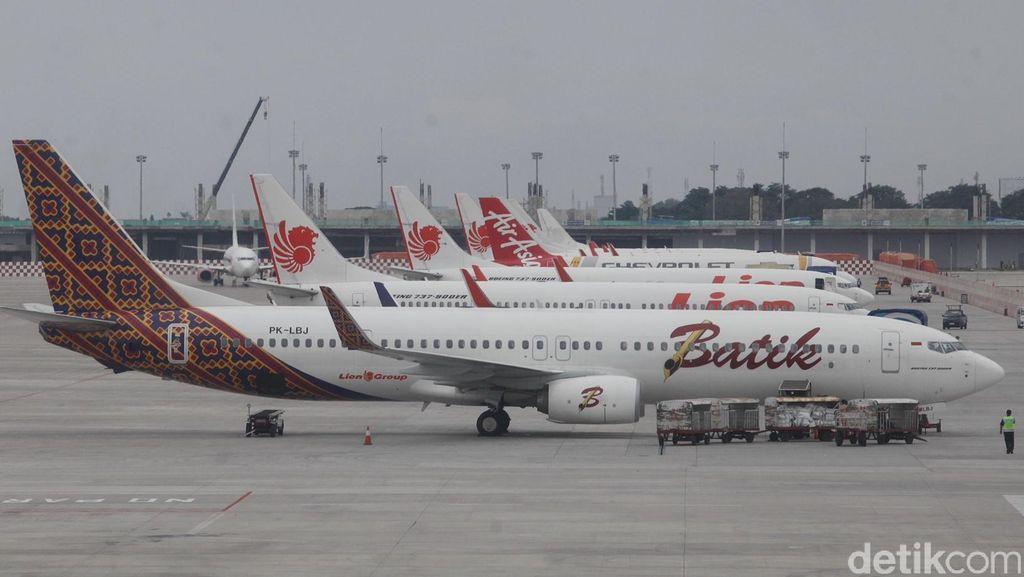 Batas Atas Sudah Turun Tapi Harga Tiket Pesawat Masih Mahal