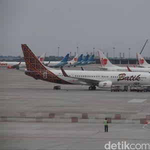 Minat Masyarakat Mudik Pakai Pesawat Turun di 2019