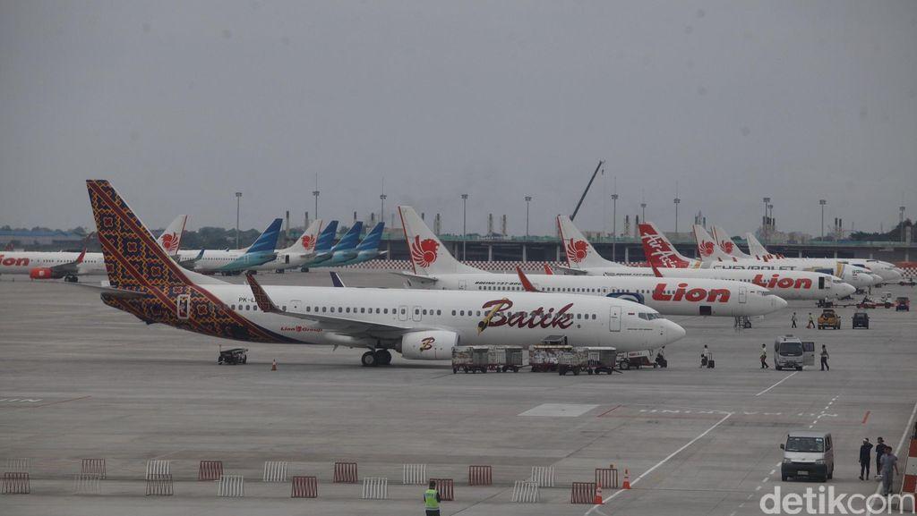 Maskapai RI Bebas Terbang ke Eropa, Kemenhub: Alhamdulillah