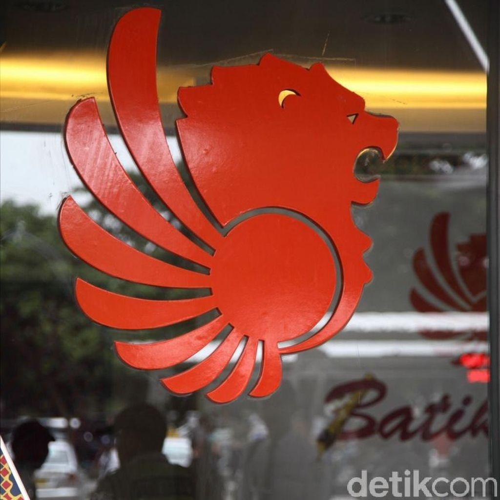 Lion Air Tergelincir di Pontianak, Seluruh Penumpang Selamat