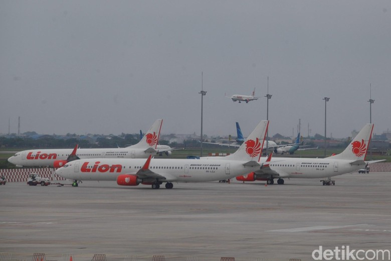 Lion Air Group Vs 9 Pilot