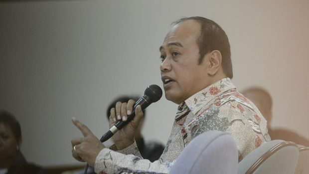 Mantan Kakorlantas Polri Djoko Susilo, salah satu perwira Polri yang terjerat kasus hukum.