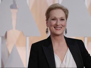 Tak Lagi Muda, Meryl Streep Jaga Kesehatan dengan Renang