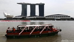 Singapura Resesi Setelah Ekonominya Minus 41,2%