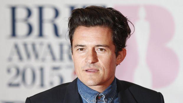 Orlando Bloom memerankan Paris dalam film Troy yang mengisahkan perang bangsa Troya dengan Sparta.