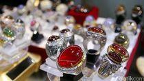 Cincin Emas Berisi Obat Kuat Dijual dengan Harga Rp 326 Juta