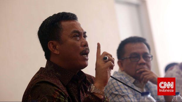 Ketua DPRD DKI Prasetio Edi Marsudi mengklaim Ahok akan menikah pada 15 Februari.