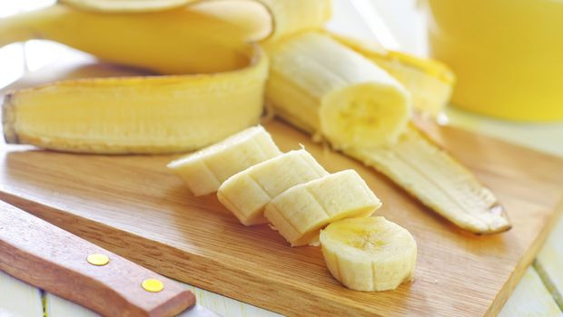 Ilustrasi buah pisang