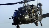 Helikopter Black Hawk Dikirim ke Tengah Demo di Washington