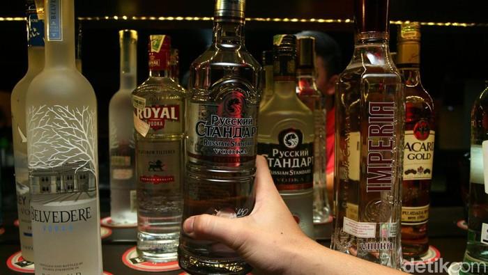 Detail RUU Larangan Minuman Beralkohol