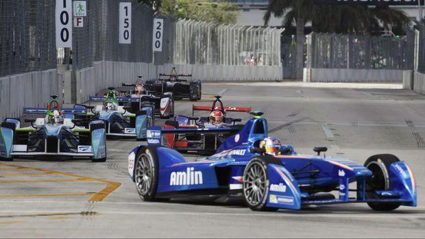 Formula E, Balap Mobil Listrik Pesaing F1