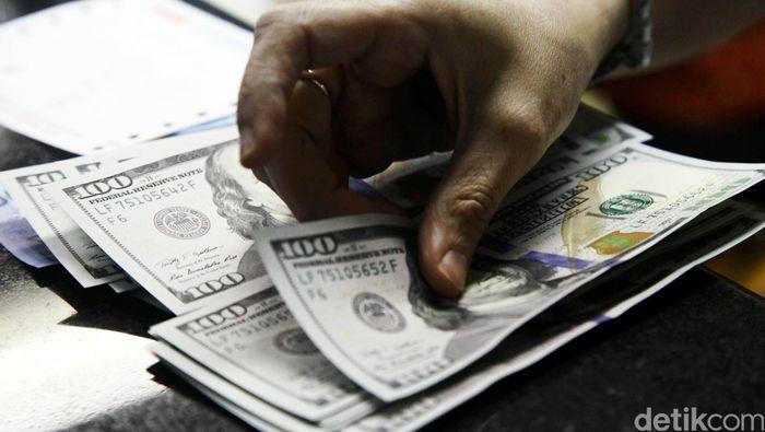 Dolar AS/Foto: Hasan Alhabshy