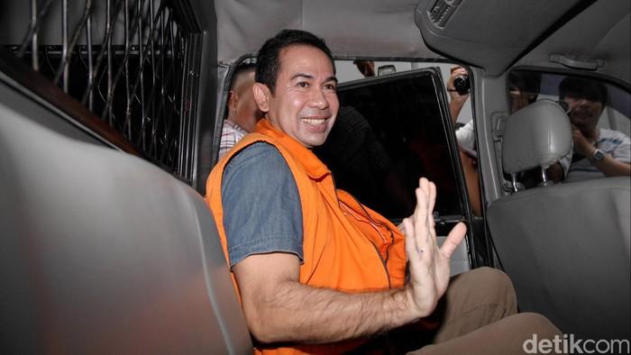 Foto: Tubagus Chaeri Wardana. (Rachman Haryanto/detikcom).