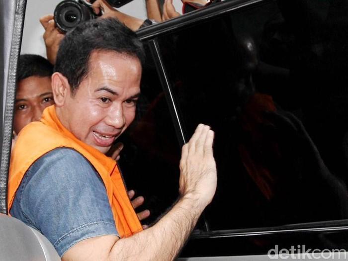Tubagus Chaeri Wardana (Rachman Haryanto/detikcom)