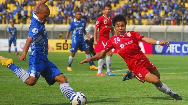 Supardi Nasir salah satu pemain loyal di Persib Bandung.