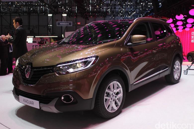 Produsen mobil Renault semakin menunjukan keseriusannya menggarap segmen B. Buktinya, di pameran otomotif bergengsi Eropa, Geneva Motor Show 2015, Renault resmi memperkenalkan Kadjar.