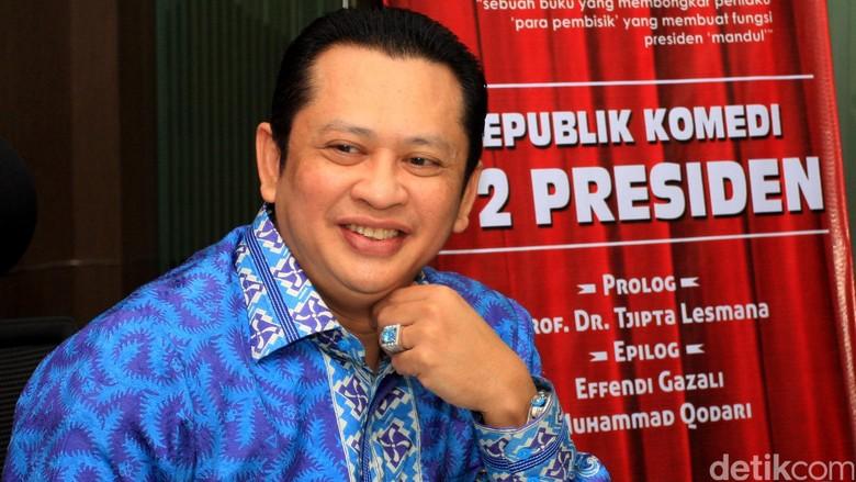Ketua DPR Tunggu Penjelasan KPK soal OTT Romahurmuziy