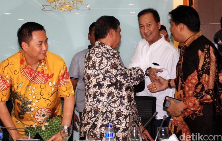 Fayakhun Andriadi Terpilih Jadi Ketua DPD Golkar DKI